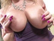 Lexi Lexxx Masturbates and rubs her hard nipples