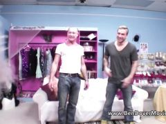 Teagan Lee used and abused by Ben Dover