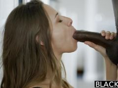 BLACKED Sexy Cassidy Klein loves black cock
