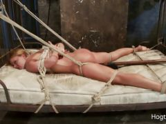 She Cant Wait To Be Tied Up And Fucked Hard