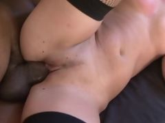 Sexy Blonde Scarlet With Smalltits Fucking Bigcock