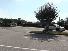 Blowjob In Parking Lot That Is Broad