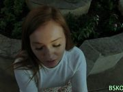 Maddy OReilly gets rimjob