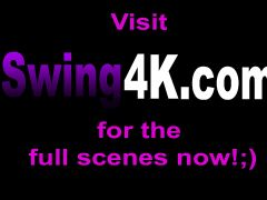 Swinger Orgy Makes Amateur Horny Couples Pleased