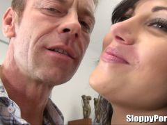Rocco Siffredi Fucks Very Cute Teens