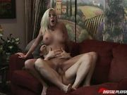 lovely Bibi Jones gets her juicy pussy eaten and fucked