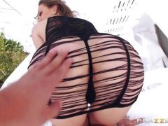 Chanel Prestons tight little ass gets fucked