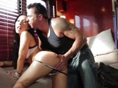 High class hooker Asa Akira treats a famous actor