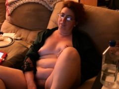 Masturbating On The Couch Kathe