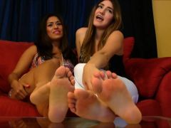 BARE FOOT & Foot Girls