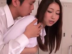 Amateur asian getting fucked hard