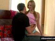 Teen Amy gets fucked