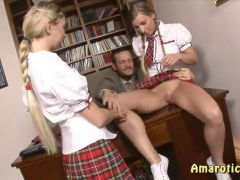Anal Teacher