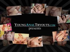 Young Anal Tryouts - Anna And Her Young Friend