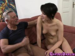 Nice assed whore spunked