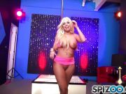 Hot stripper Britney Amber