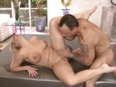 Angel Allwood fucked in her asshole