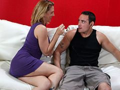 Brooklyn & Roxanne Both Get Pounded By Romeos Meat