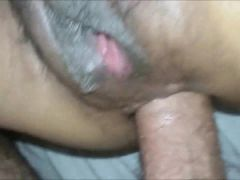 Latina Granny Gets Fucked in Ass