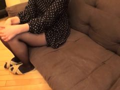 Little Japanese Cutie Gets Toyed And Gives Head Before Gett