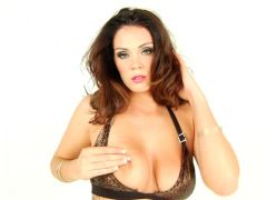 Alison Tyler Oiled And Fucked In Her Holes 1080p