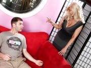 Ultimate Cougar Queen Isabella Rossa Gets Banged!
