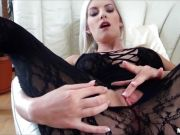 HOT blonde euro chick Bianca Dagger gets fucked