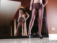 Brazzers - Eva Karera -Trying on Lots of Shoes