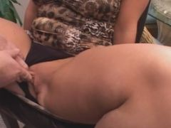 Horny Milf Gets Tired Of Sitting And Fucks The Nearest Cock