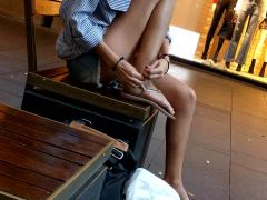 Bare Candid Legs - BCL#246