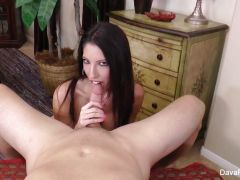 Dava Foxx blowjob and doggystyle