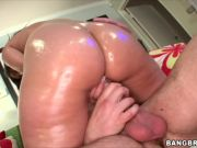 Ass pounding adventure with Alexis Breeze