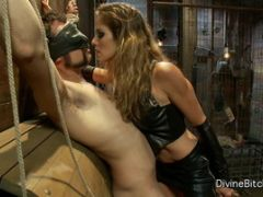 Felony Shows Her Dominant Side On This Submissive