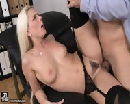 Anal Fun In The Office