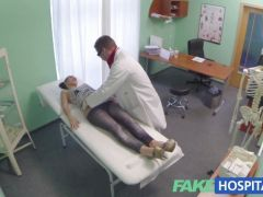 Horny patient fucked by doctor