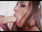 Sexy pussy Amirah Adara gets an anal shafting