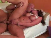 Kelly Divine Trying To Control Bigcock In Her Holes