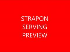 Strapon Serving Preview