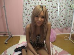 Beauty japanese solo girl is ing about gangbang