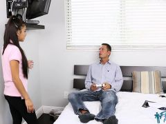 Michelle Martinez In Fucking Family Trouble