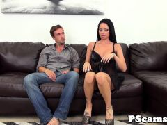 Cumswallowing Livechat Session With Raven Bay