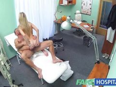 FakeHospital Doctors halloween costume malfunction